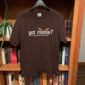 "Yellowstone ""Got Moose"" T-Shirt"